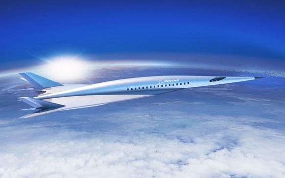 Un avión hipersónico unirá Londres y Nueva York en 2 horas