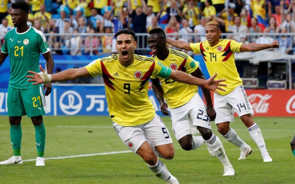 Los atajadas de Ospina que le dieron vida a Colombia contra Senegal