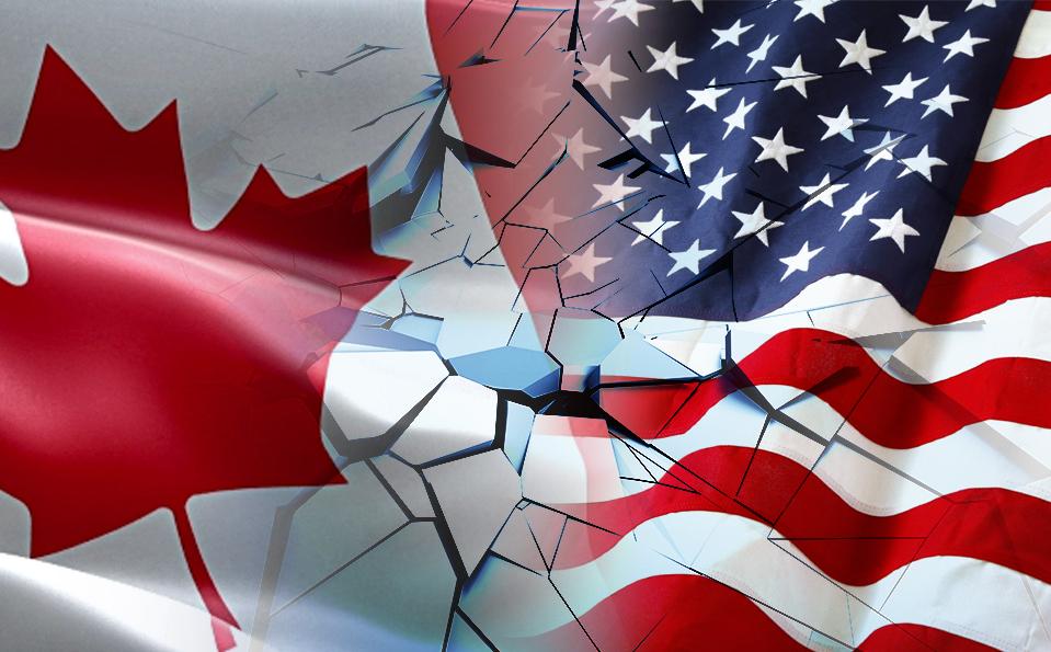 Canadá impone aranceles a productos de EU por millones de dólares