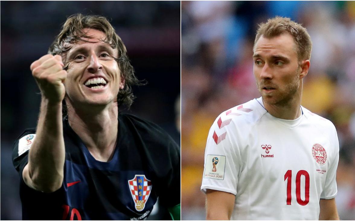 Croacia pasó a cuartos y enfrentará al local Rusia