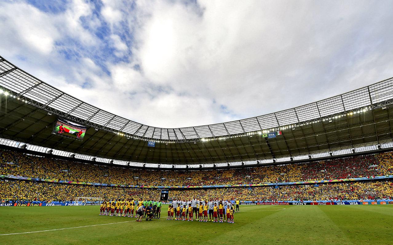 Así enfrentarán Chicharito y Layún a Brasil (FOTOS) — Super Saiyajin