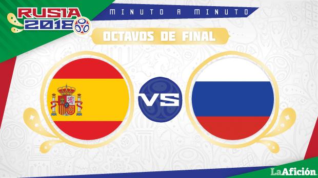 España vs Rusia, Mundial 2018: PENALES, GOLES Y RESULTADO