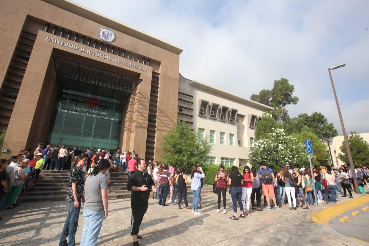 Facultad de Economía.