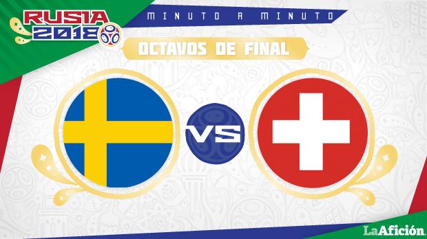 Suecia vs Suiza, Mundial 2018 (1-0): RESUMEN Y RESULTADO