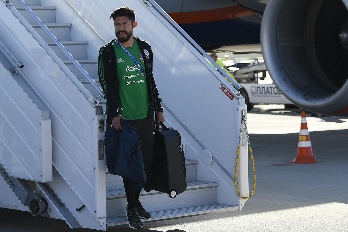 ¡Fue hermoso! Oribe Peralta dice adiós a la Selección Mexicana