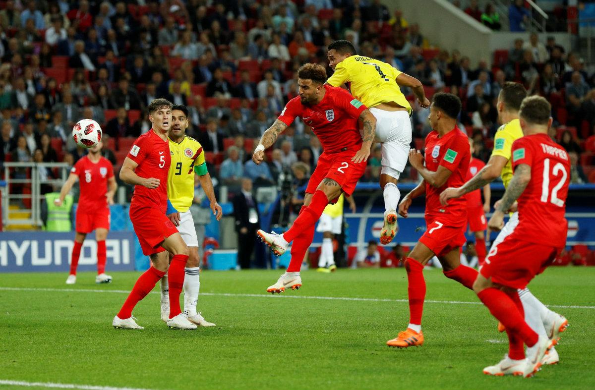 Ve la repetición de Colombia vs Inglaterra completo, Mundial 2018