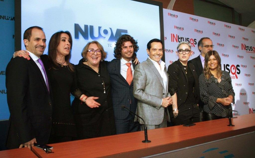 'Intrusos', el último programa televisivo de Juan José Origel