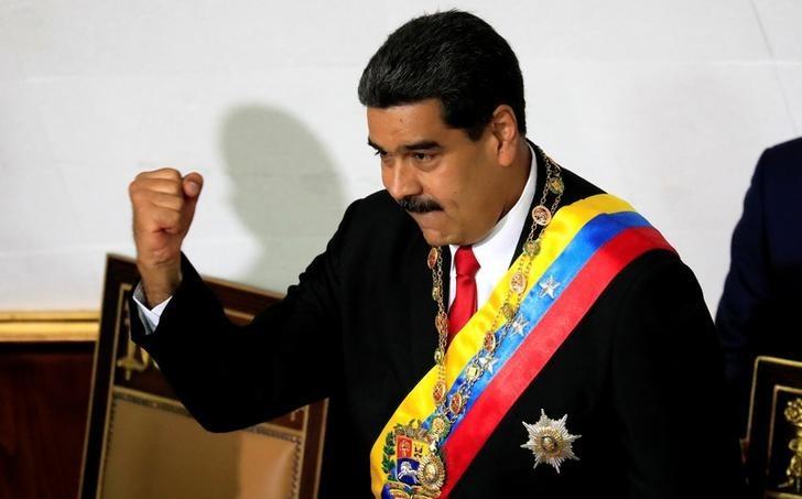 Maduro a militares venezolanos: