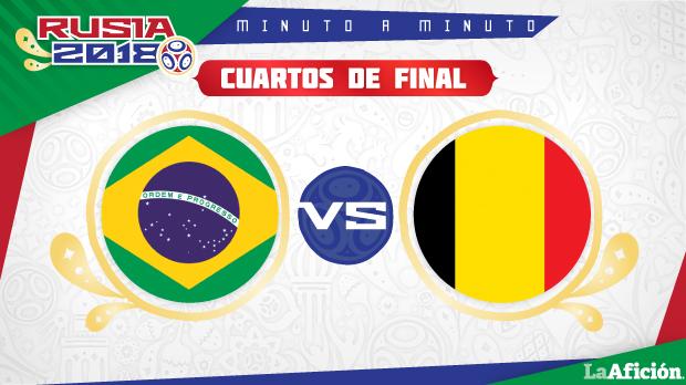 Somos Deporte: Brasil-Bélgica, duelo de favoritos en cuartos de final