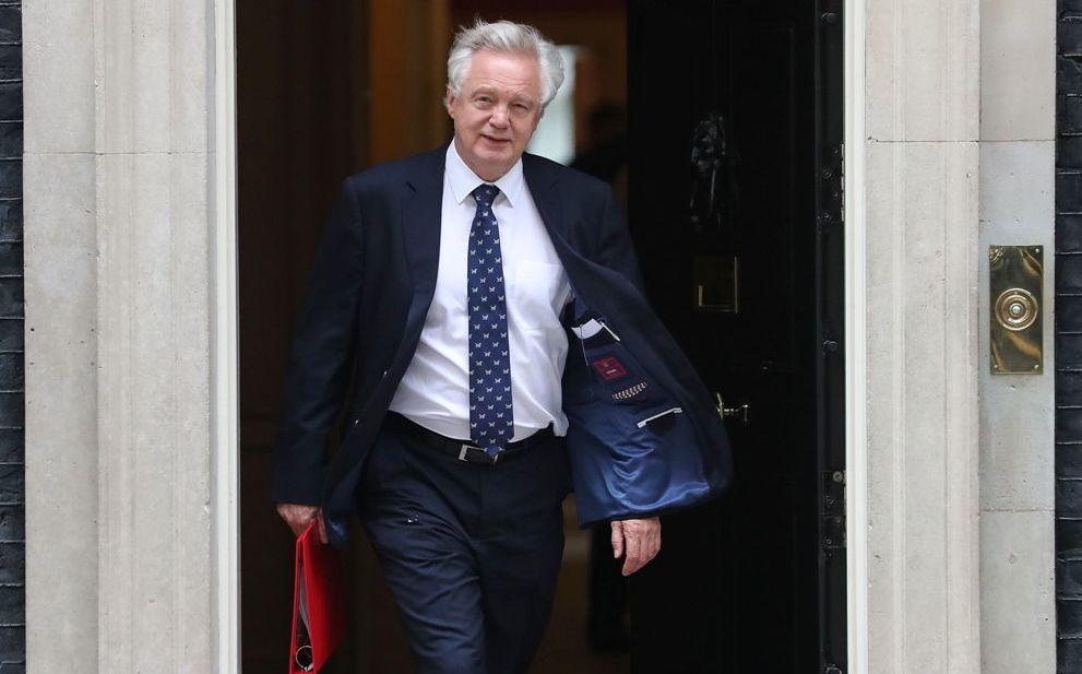 Boris Johnson presenta su dimisión como ministro de Exteriores británico
