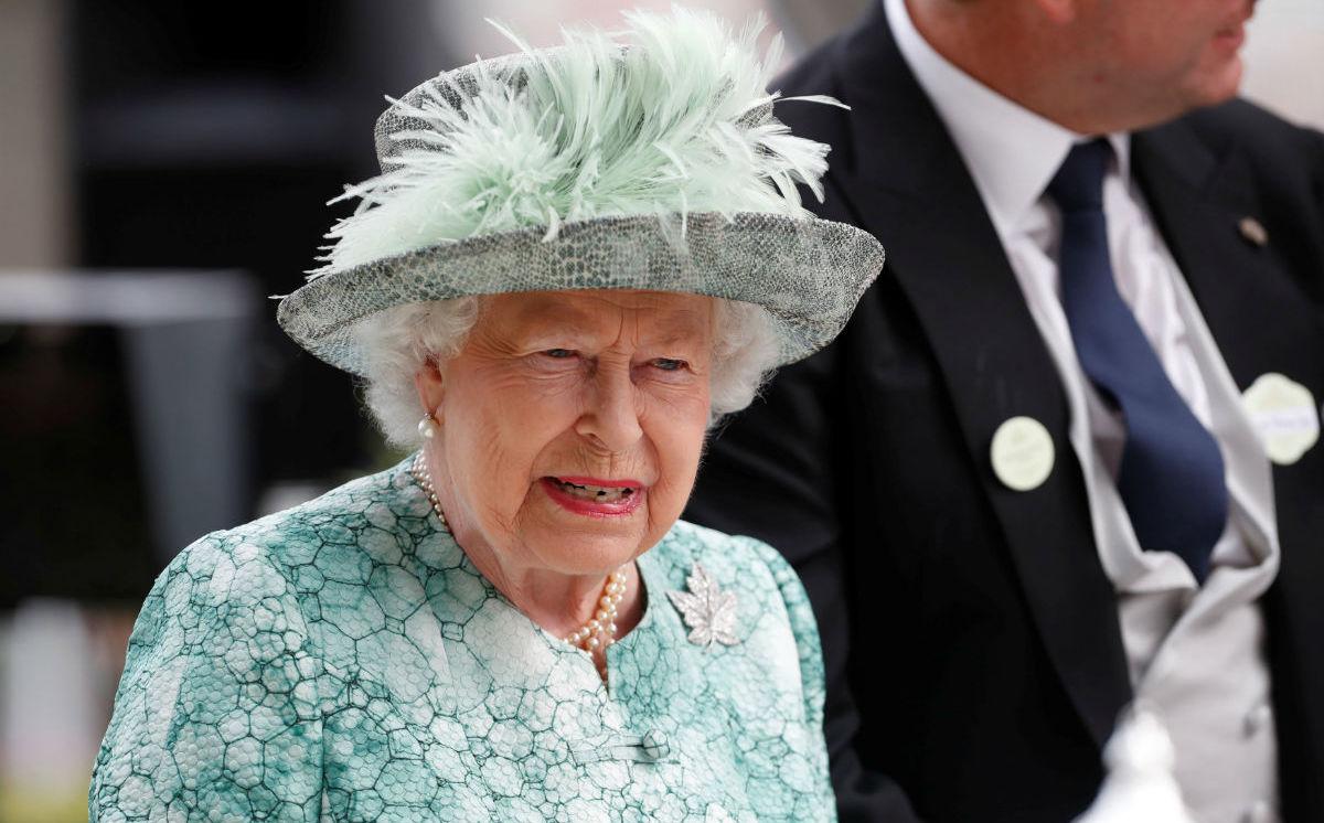 La reina Isabel II cumplió el pasado mes de abril 92 años