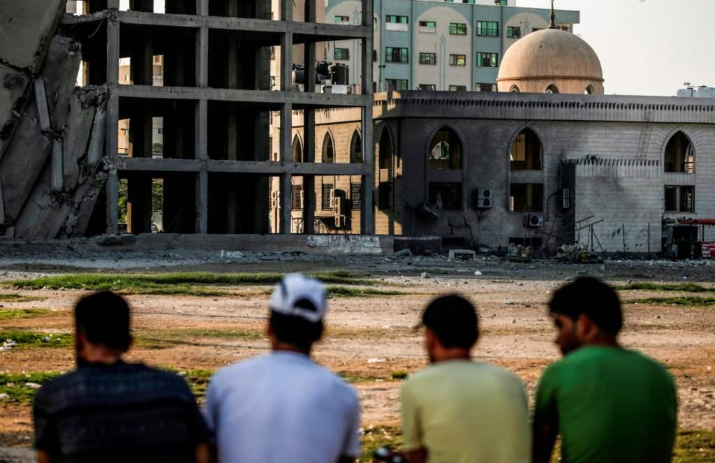Vídeo: Israel vuelve a bombardear la Franja de Gaza