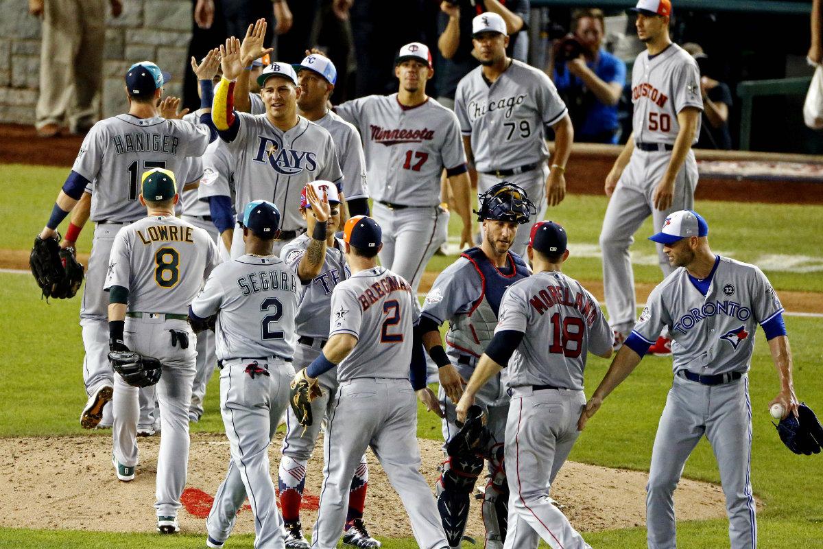 Resultado de imagen para JUEGO DE LAS ESTRELLAS MLB
