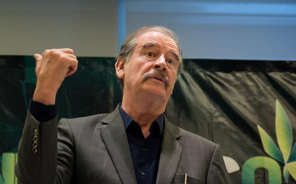 Empresa canadiense de cannabis contrata al expresidente Fox