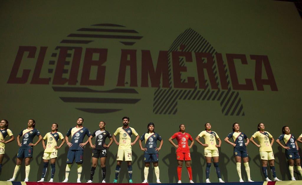 Así son los nuevos uniformes del América para el año 2018