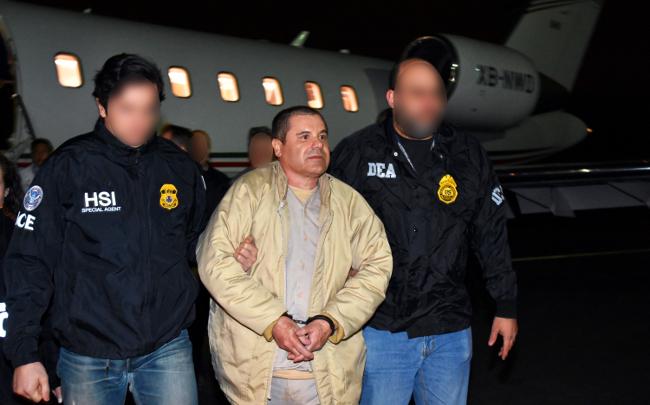 La defensa del 'Chapo' pide a Trump que libere al