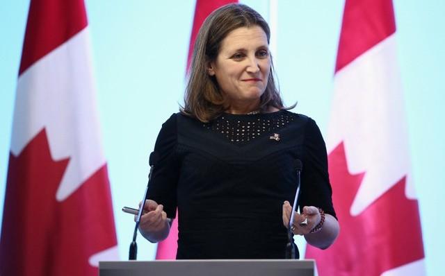Canciller de Canadá se reunirá con AMLO en México