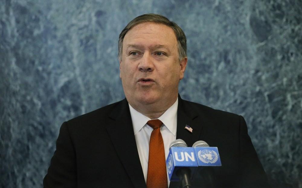 El dicho se produce pocas horas antes del discurso sobre Irán del secretario de Estado estadunidense Mike Pompeo