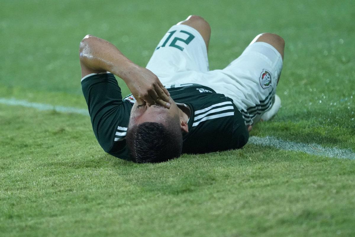 El Tri empata y se despide del futbol en Barranquilla 2018