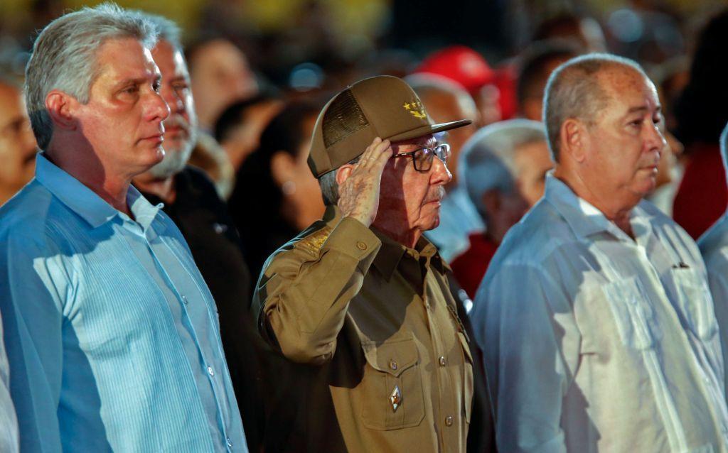 Estados Unidos ha estrechado el cerco a Nicaragua y Venezuela — Raúl Castro