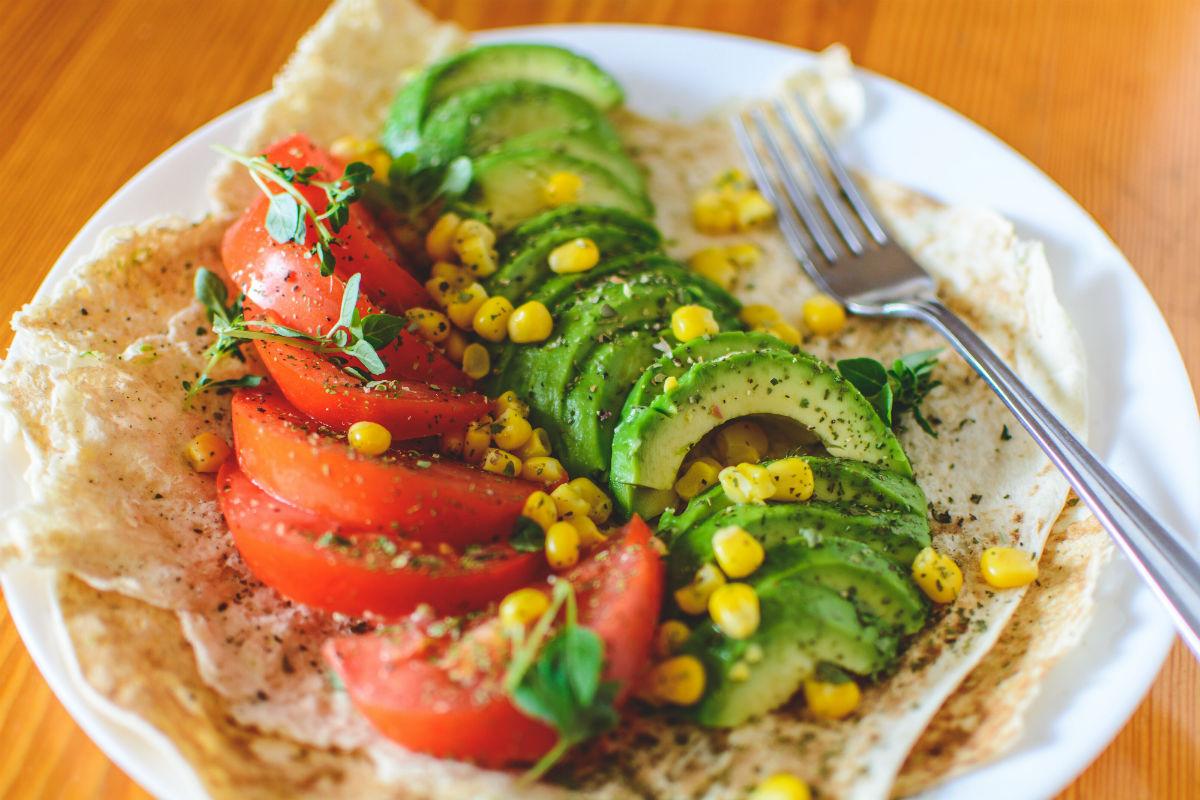 que alimentos come un vegano