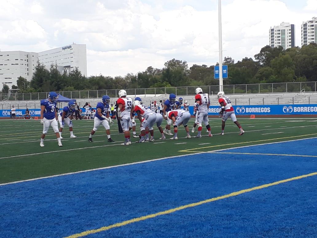 Aztecas de la Udlap vencen a Frailes en práctica conjunta 9c6cae5cee2
