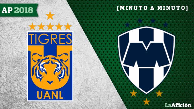 Tigres vs Monterrey, Clásico Regio: RESUMEN Y RESULTADO