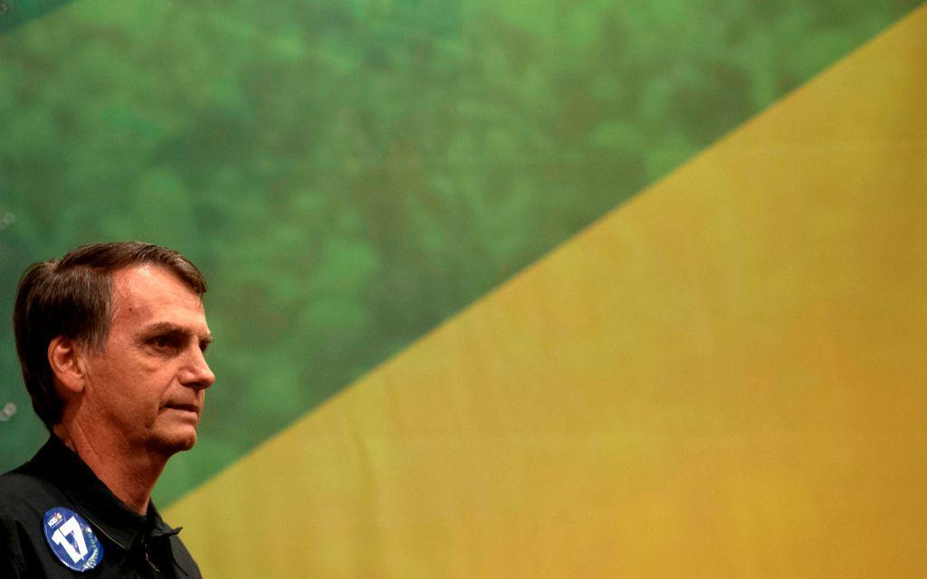 Jair Bolsonaro se declara 'admirador' de Trump