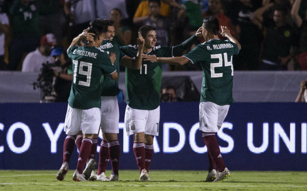 México vs. Costa Rica, marcador de 3-2 en partido amistoso