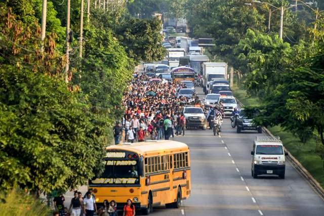 Migrantes deben cumplir la ley para entrar a México: Segob