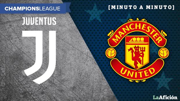 Juventus vs. Manchester United, Mestarien League, live: MINUTE TO MI