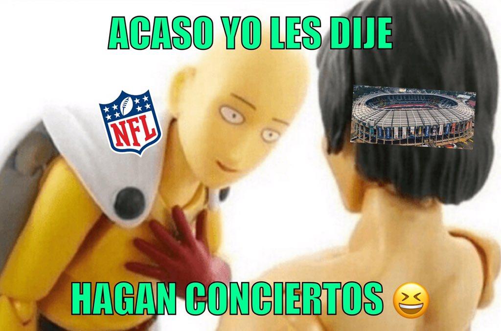 Memes de la cancelación de la NFL en México 56dd59864c8