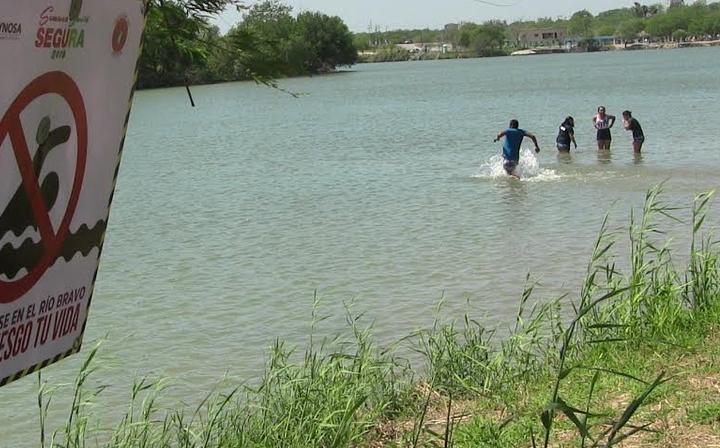 Cambio climático está secando el Río Bravo, señalan expertos