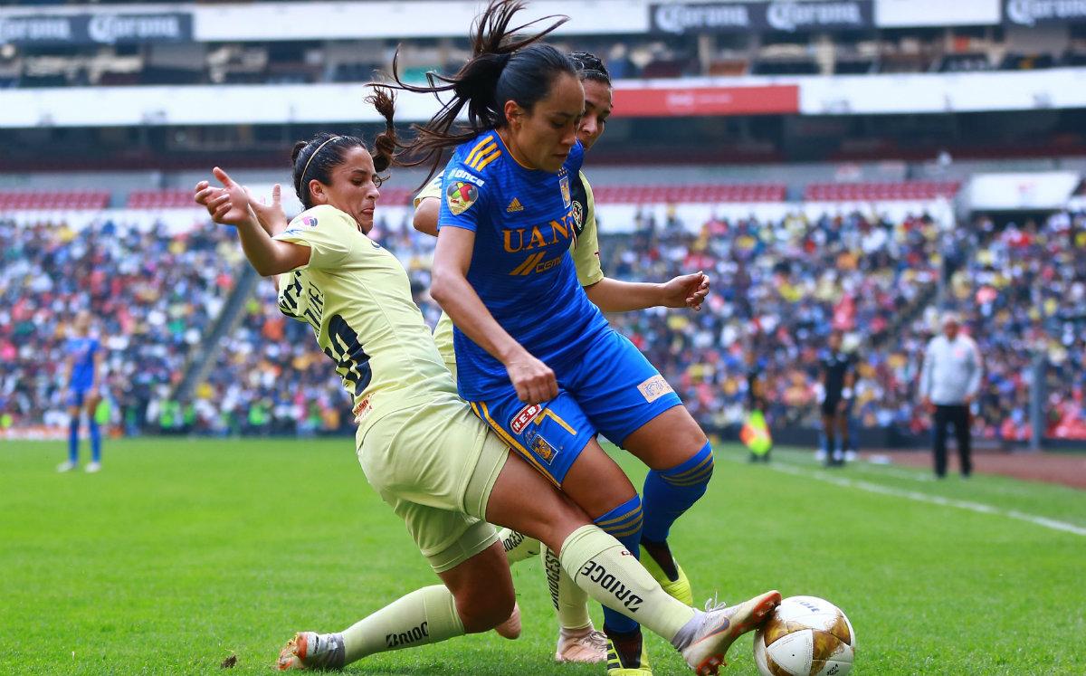 Liga MX Femenil: Dónde y cómo ver la Final entre Tigres y América