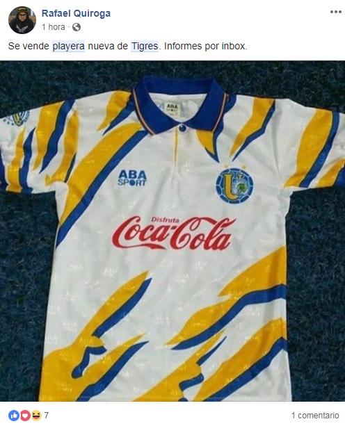 3e8f1a90565fb Los memes del tercer uniforme de Tigres