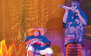 Teatro en municipios /II