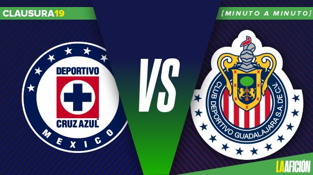 Cruz Azul vs Chivas: EN VIVO | Liga MX, Jornada 2