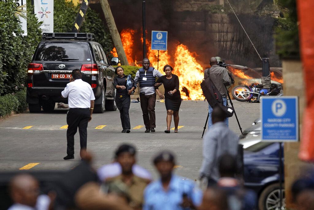 El atentado más mortífero de Al Shabab en Kenia fue en 2013 en un centro comercial de la capital (AP)