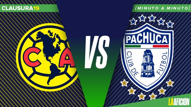 América vs Pachuca: Liga MX, Jornada 3 | EN VIVO