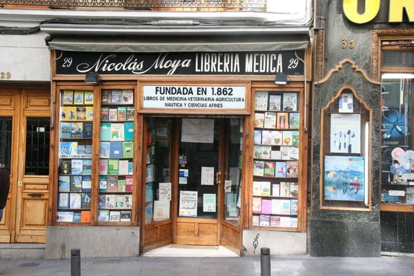 La librería más antigua de Madrid cerrará por falta de ventas