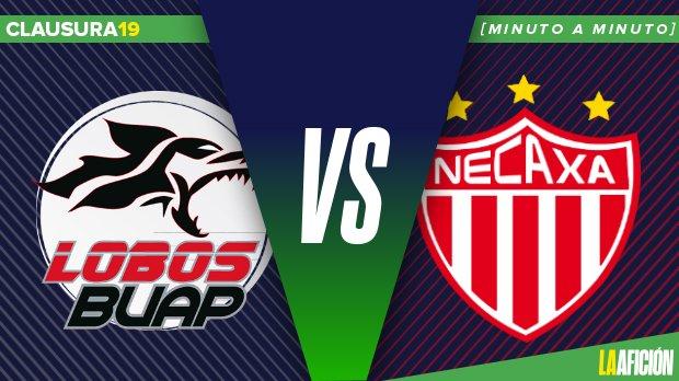 Lobos BUAP vs. Necaxa (2-3): GOLES Y RESULTADO