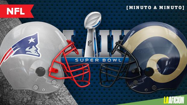 Patriots vs Rams, Super Bowl 2019 (13-3): RESUMEN Y RESULTADO