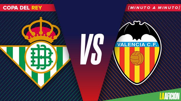 Betis vs Valencia: GOLES