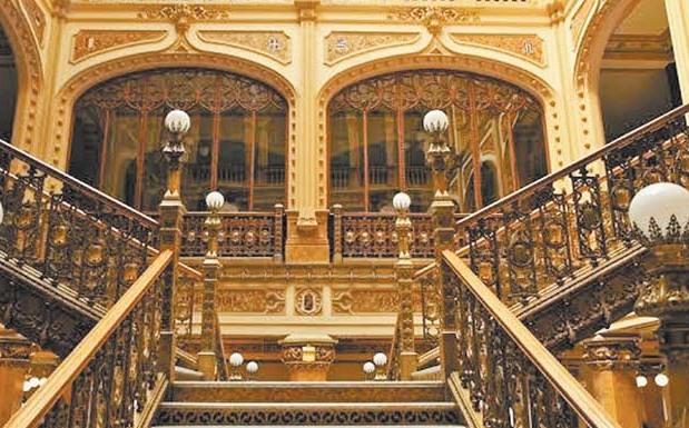 Palacio Postal celebrará con valses sus 112 años