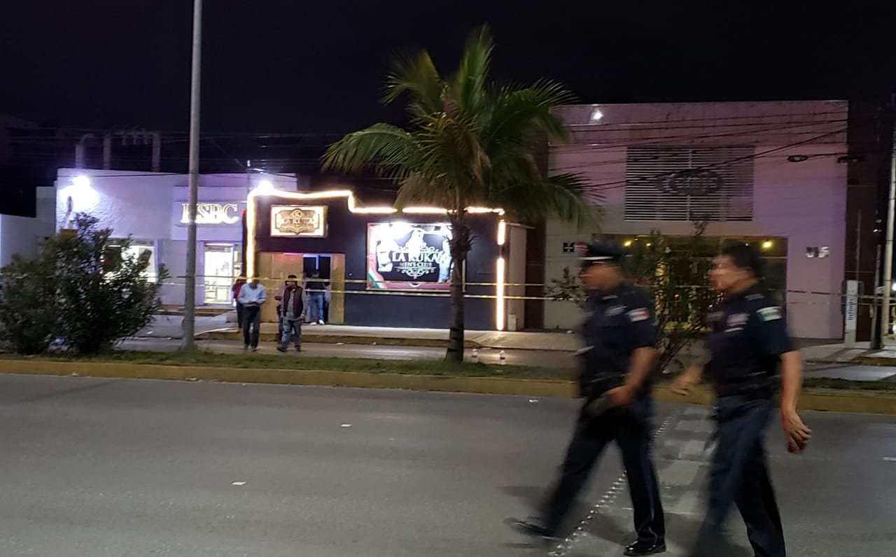 Cancún: ataque en bar deja 5 muertos y 3 heridos