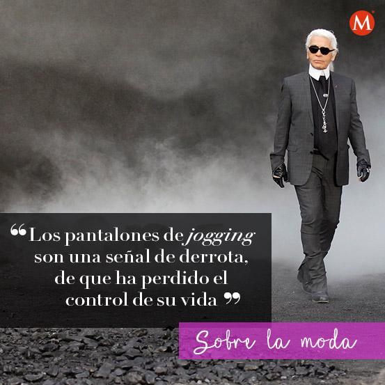 Karl Lagerfeld Las Mejores Frases Del Diseñador De Modas