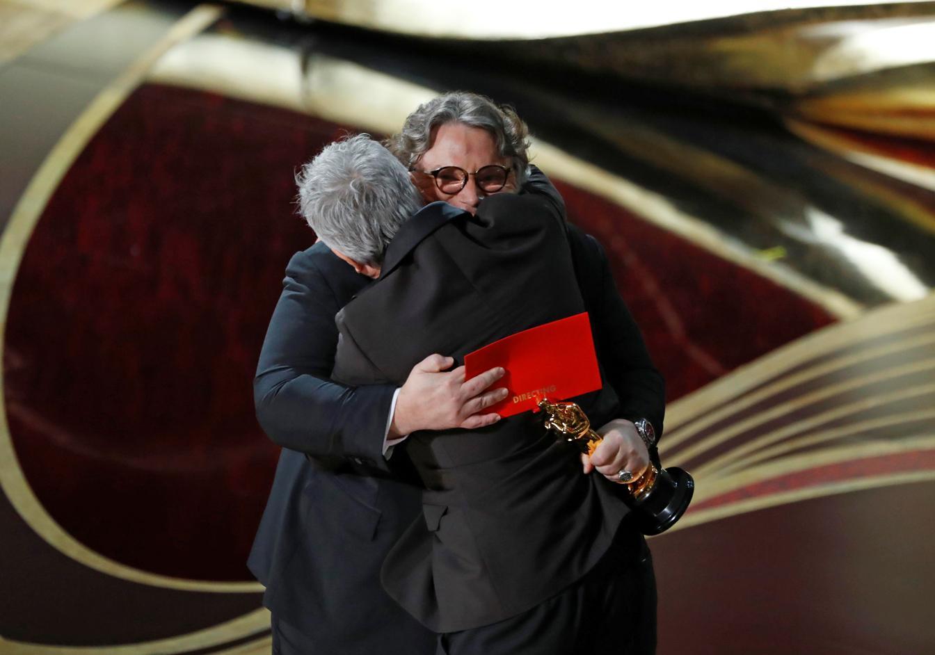 Mexicanos que se han llevado un Oscar: Cuarón, Inárritu y Del Toro