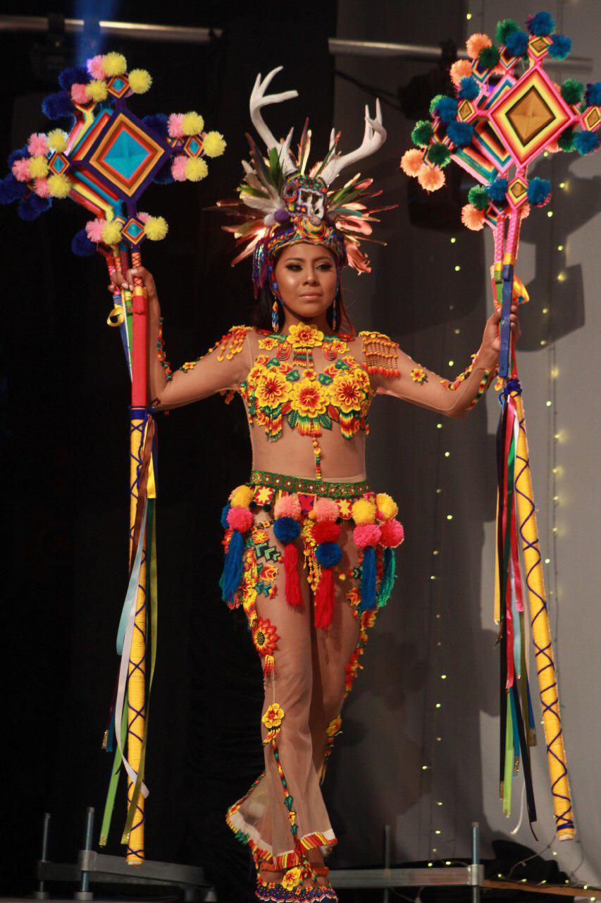 Mujer Wikárika Gana Por Primera Vez Un Concurso De Belleza En Nayarit