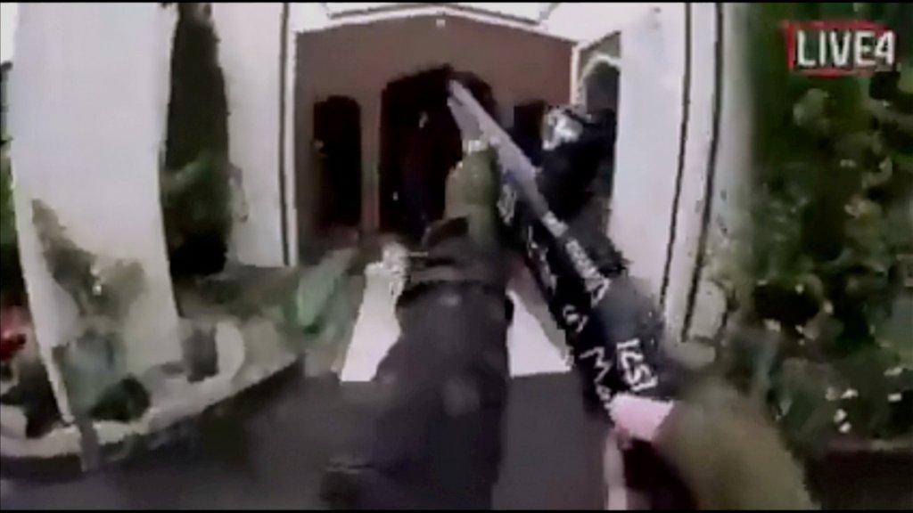 Matanza en Nueva Zelanda fue en formato de videojuego