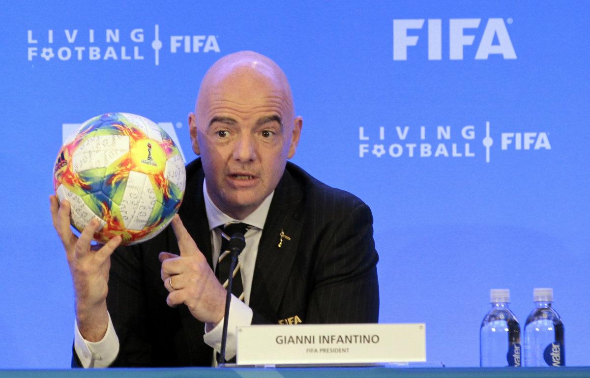 FIFA ve viable que el Mundial de Qatar 2022 tenga 48 equipos